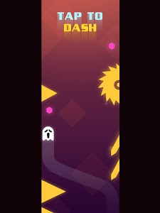 screenshot of Dash Away version 1.0