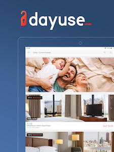 screenshot of Dayuse: Hotel rooms for the day version 4.4.0