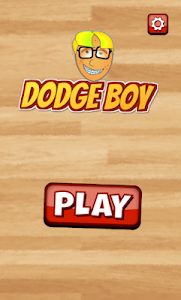 screenshot of Dodge Boy version 1.2