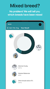 screenshot of Dog Scanner - #1 Dog Breed Identification version Varies with device