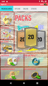 screenshot of Dogefut 20 version 2.45