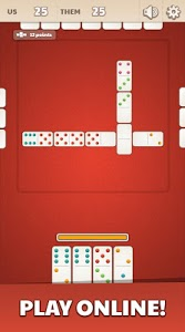 screenshot of Dominos Game: Dominoes Online and Free Board Games version Varies with device