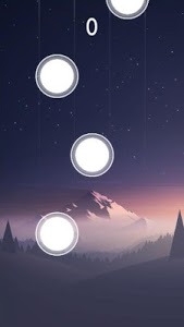 screenshot of Don't Stop Believing - Piano Dots - Journey version 1.0