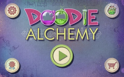screenshot of Doodle Alchemy version 1.3.8