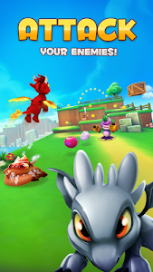 screenshot of Dragon Land version 3.2.4