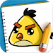 Draw A Bird Angry