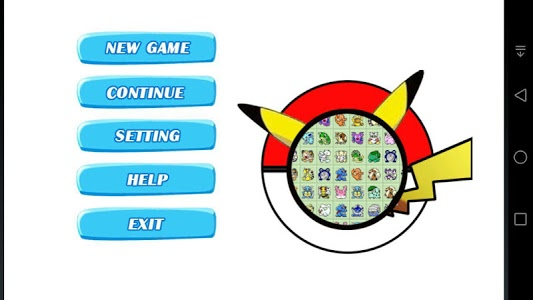 screenshot of Easy Puzzle match game version 2.0