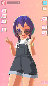 screenshot of Easy Style - Dress Up Game version 1.0.6