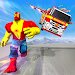 Download Grand Firefighter Truck Robot Hero: Rescue Games 1.2 APK