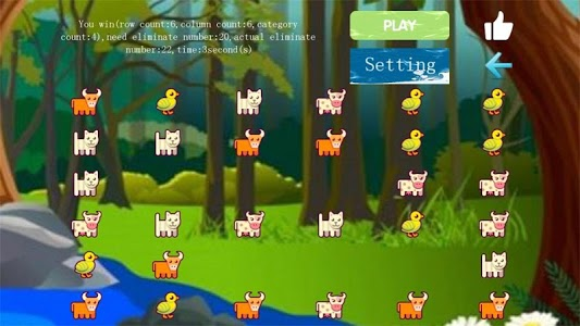 screenshot of Eliminate Happily version 1.9