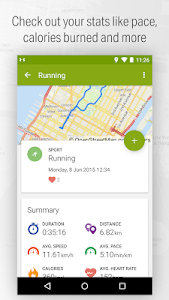 screenshot of Endomondo - Running & Walking version 16.11.1