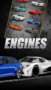screenshot of Engines sounds of the legend cars version 1.1.0