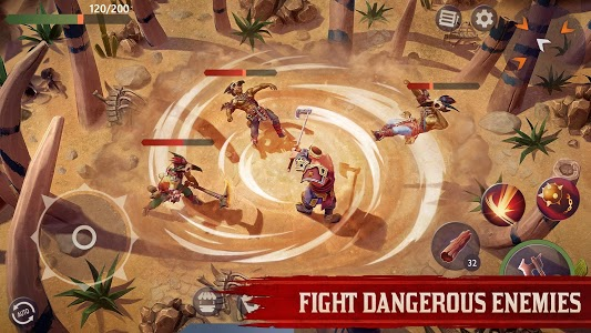 screenshot of Exile Survival – Survive to fight the Gods again version 0.12.2.1059