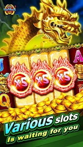 screenshot of Slots (Golden HoYeah) - Casino Slots version 2.2.7