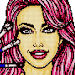 Fashion Color by Number-Pixel Art Sandbox Coloring
