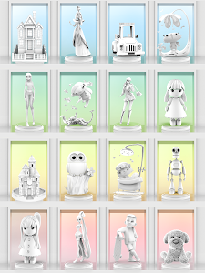 screenshot of ColorMinis Kids version 2