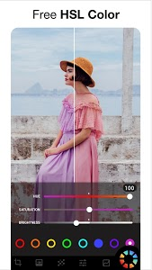 screenshot of Photo Editor, Filters for Pictures - Lumii version 1.111.27