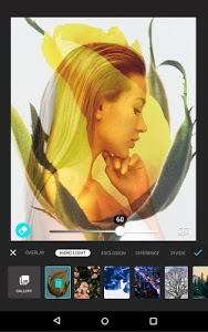 screenshot of Photo Editor, Filters & Effects, Presets - Lumii version 1.115.31