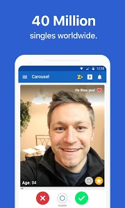 screenshot of Zoosk: Date, Connect & Find Your Best Match version Varies with device