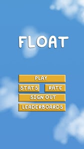 screenshot of Float - The Balloon Game version 1.4.1