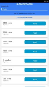 screenshot of Free coins - Pool Instant Rewards version 2.3