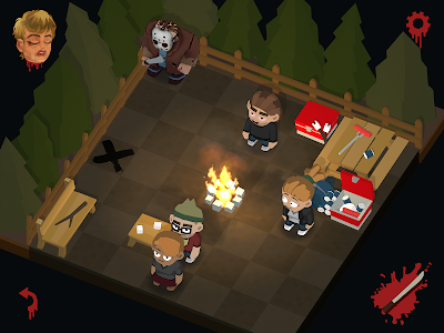screenshot of Friday the 13th: Killer Puzzle version 1.12.3