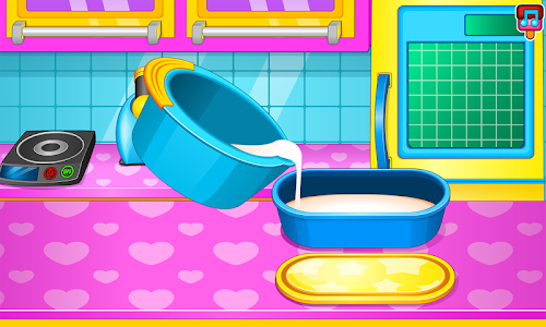 screenshot of Frozen Ice Cream Maker version Varies with device