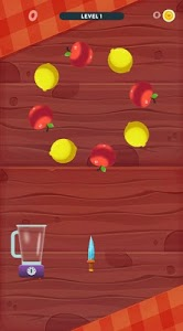 screenshot of Fruit Slicer Mania 2019 version 2.0