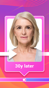 screenshot of Future Face - Face Aging, Baby Maker, Face Scanner version 1.5.1