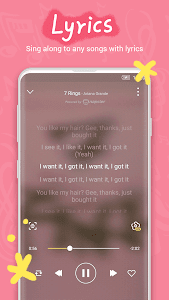 screenshot of GO Music - Offline & online music, free MV, MP3 version 4.5.2