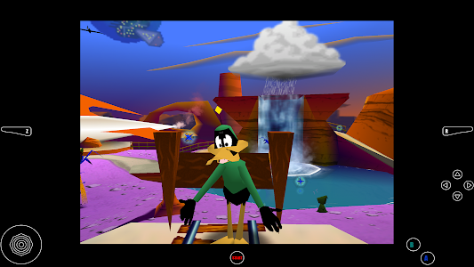 screenshot of Game64 Free(N64 emulator) version 1.0