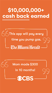 screenshot of GetUpside: Earn Money & Get Gas Prices Near You version 4.27