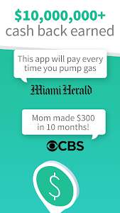 screenshot of GetUpside: Earn Money & Get Gas Prices Near You version 4.20