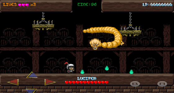 screenshot of Ghosts and Castle version 1.0.5