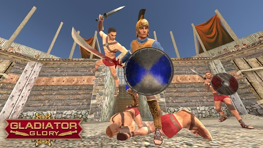 screenshot of Gladiator Glory version 1.1.2