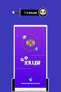 screenshot of Go Killer version 1.0