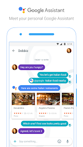 screenshot of Google Allo version 1.0.006_RC18 (armeabi-v7a_mdpi)