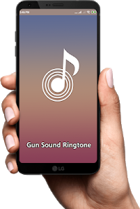screenshot of Gun Sound Ringtone version 1.0