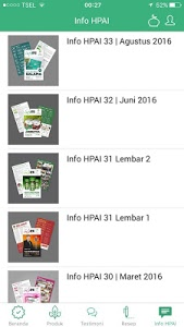 screenshot of HNI Mobile version Varies with device