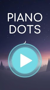 screenshot of Heal The World - Piano Dots - Michael Jackson version 1.0