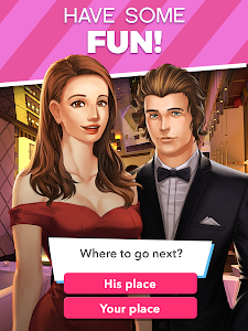 screenshot of Heartbeat: My Choices, My Episode version 1.7.2