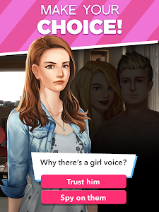 screenshot of Heartbeat: My Choices, My Episode version 1.8.1