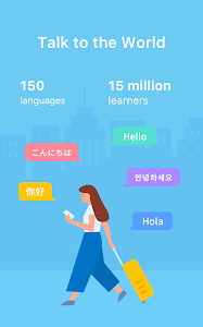 screenshot of HelloTalk — Chat, Speak & Learn Foreign Languages version 3.1.1