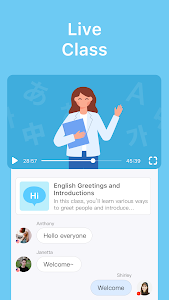 screenshot of HelloTalk — Chat, Speak & Learn Foreign Languages version Varies with device