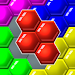 Color Match Puzzle - Fill the Hexa Board