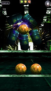screenshot of Hit Cans and Knock: Ball Hit Knockdown Game 2019 version 1.0