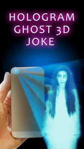 screenshot of Hologram Ghost 3D Joke version 1.0