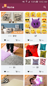 screenshot of Home - Design & Decor Shopping version 2.4.0