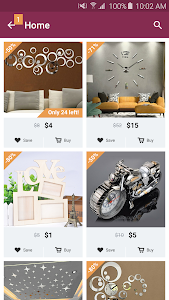 screenshot of Home - Design & Décor Shopping version 2.4.0