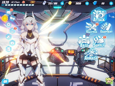 screenshot of Honkai Impact 3rd version 1.8.0